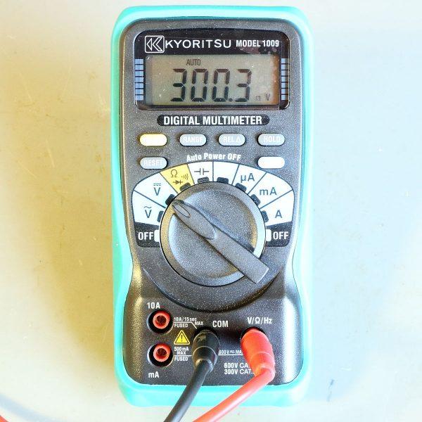 مولتی متر دیجیتال کیوریتسو 1009