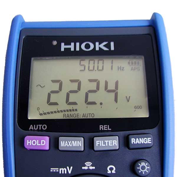 مولتی متر Hioki Dt4252